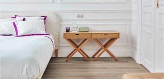 Comfortabele vloeren voor de slaapkamer