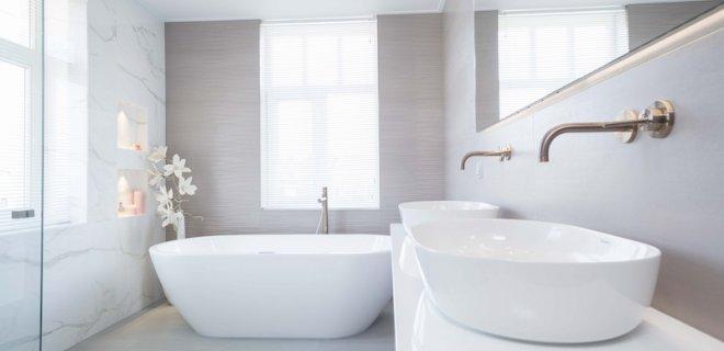 De betere badkamer vind je bij Sanidrõme