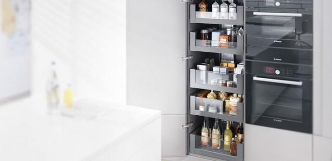 De ideale keukenlade met Legrabox van Blum