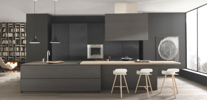 Prachtige designkeukens voor een modern interieur nieuws for Design interieur moderne