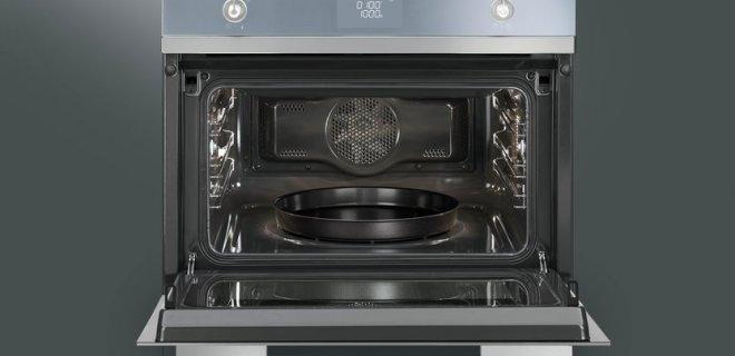 De nieuwe compacte Smeg ovens met magnetronfunctie - Nieuws ...