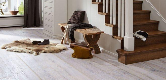 De houten vloeren van Meister