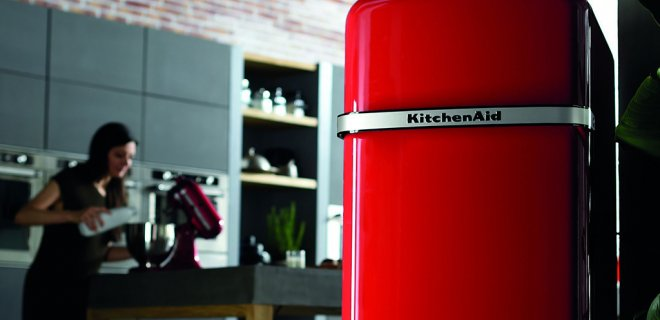 KitchenAid presenteert de nieuwste koelkast: Iconic Fridge