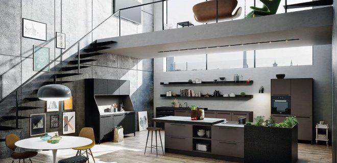 Ideeën Voor Nieuwe Keuken : De nieuwe SieMatic keuken URBAN lifestyle ...