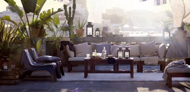 Buitenkeuken Ikea : Sfeervolle tuin met snoerloze buitenlampen – Nieuws Startpagina voor