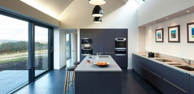 Design keukens van Poggenpohl op maat gemaakt
