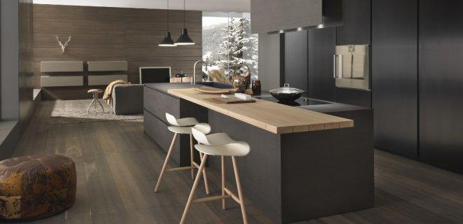 Keuken Van Grando Zwart Wit Cubic : Designkeukens op topniveau bij ...