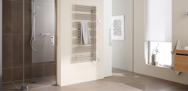 Designradiatoren voor de badkamer