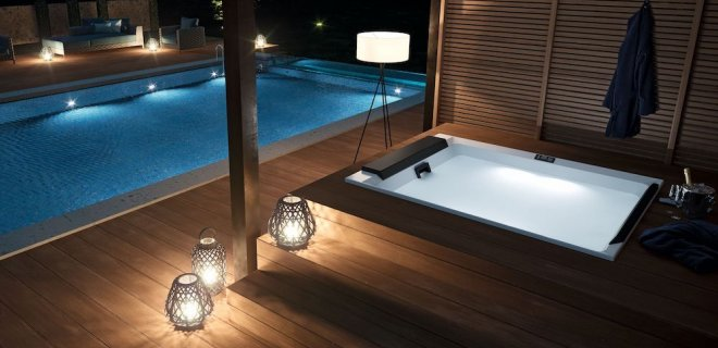 Divina Outdoor Spa Bad: totale ontspanning in de tuin
