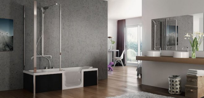 Douche en bad met Kinedo DUO - Nieuws Startpagina voor badkamer ...
