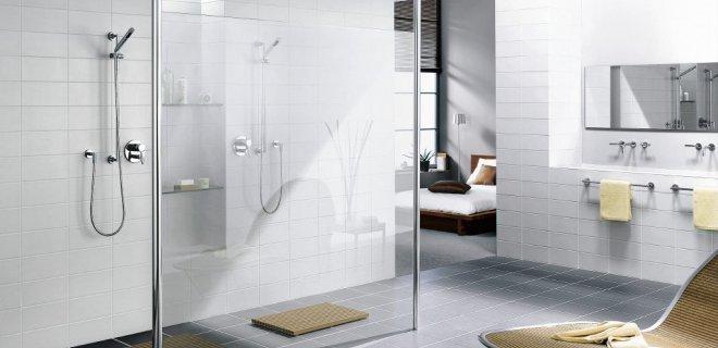 Douchewanden & deuren voor de inloopdouche