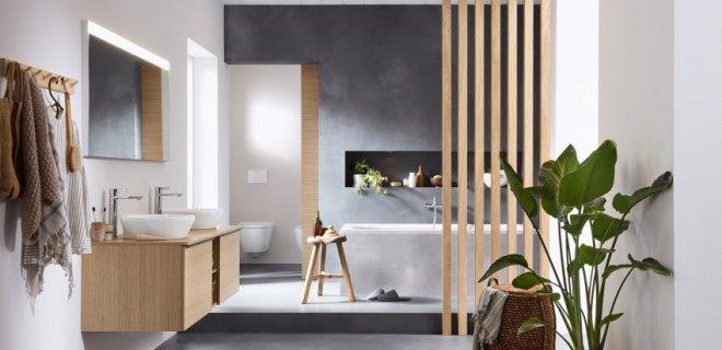 Perfect doordachte badkamer met flair voor interieurdesign