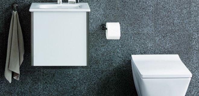 Toilet met ingebouwde geurafzuiging. Altijd fris!