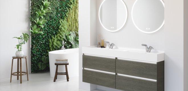 Duurzaam en groen in je badkamer