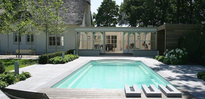 Duurzame en energiezuinige oplossingen voor je privé zwembad