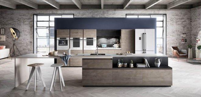 Eenheid in de keuken met de nieuwe apparatuur van Smeg