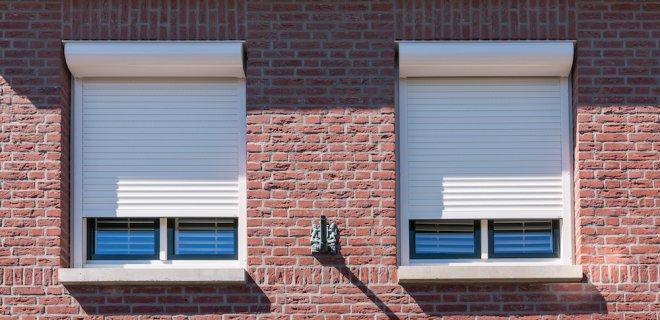 Energie besparen met rolluiken voor de ramen