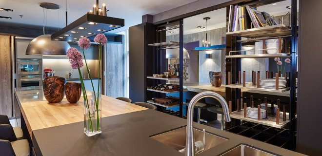 Exclusieve designkeukens by Eric Kant