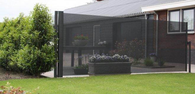 Extra lang genieten in de tuin met Luxxout windschermen