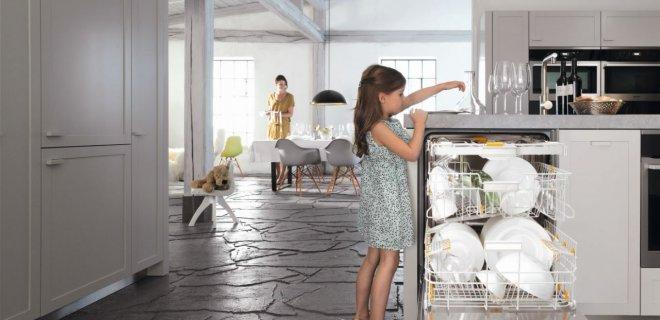 Glanzend schone vaat in 58 minuten met Miele G6000 EcoFlex