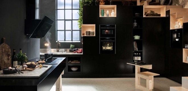 NEFF Graphite Grey keukenapparaten: een stijlvolle upgrade van je keuken!