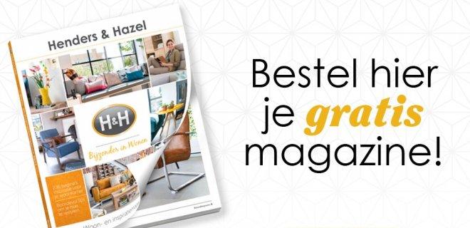Gratis henders hazel wonen inspiratieboek nieuws for Interieur ontwerpen gratis