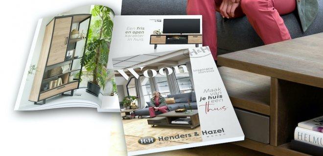 Gratis Henders & Hazel wonen inspiratieboek