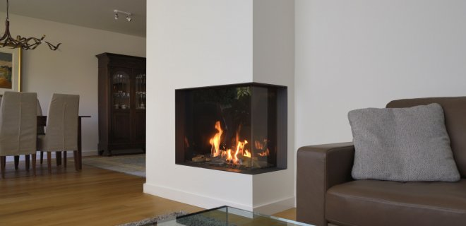 Maak maximaal gebruik van de warmte van de inbouwhaard