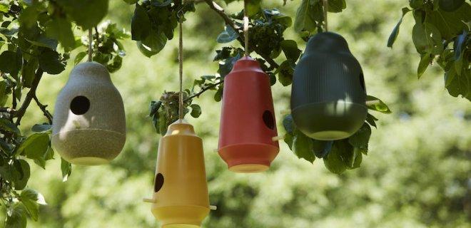 Help vogels de winter door
