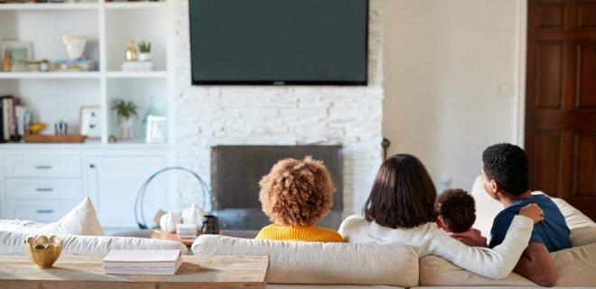 Het gemak van een tv beugel