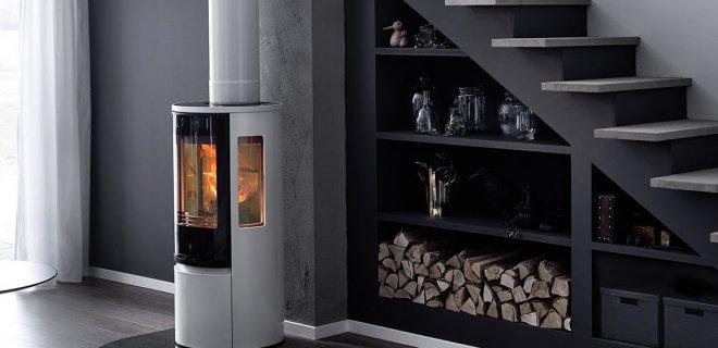 Stijlvolle Zweedse houtkachels Contura 500 Style
