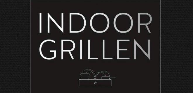 Indoor grillen met het Bora kookboek