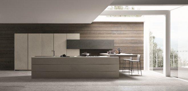 Industrieel chic: de Twenty Cemento keuken van Modulnova