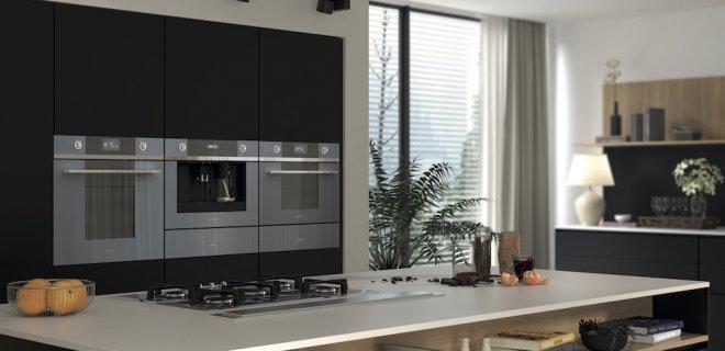 Mooi & innovatief keukennieuws van Smeg