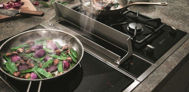 Innovatief Neff ventilatiesysteem voor kookliefhebbers