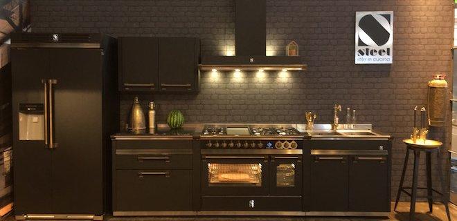 Italiaans design voor de keuken van Steel Cucine