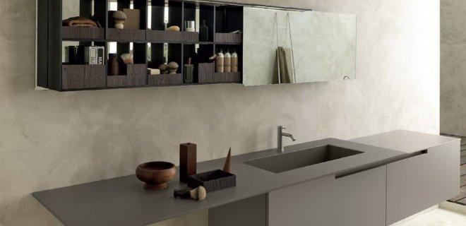 Italiaans design voor de badkamer van Modulnova