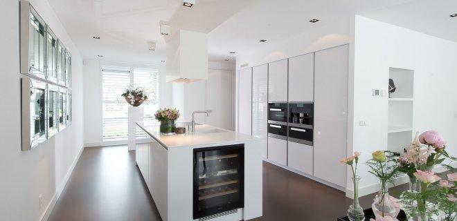Binnenkijken bij... Italiaanse design keuken