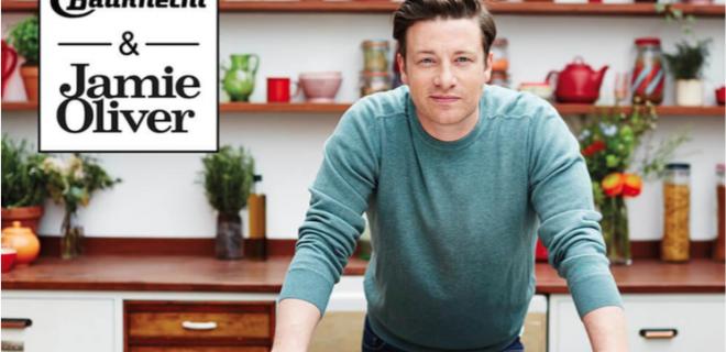 Jamie Oliver & Bauknecht inspireren in de keuken