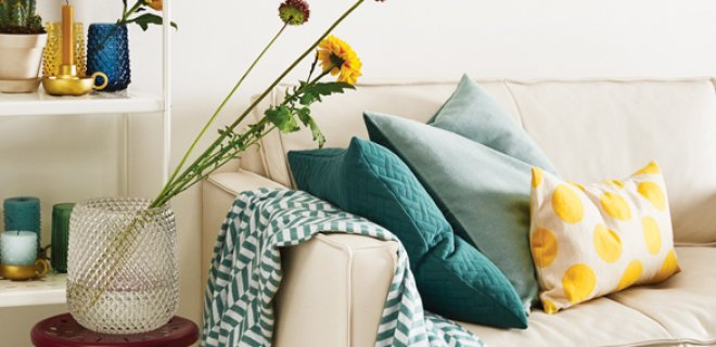 Je huis klaar voor het najaar met de nieuwe HEMA wonen collectie