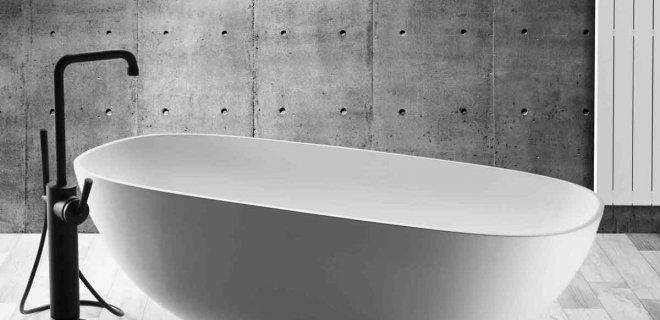 JEE-O designbaden van DADOquartz