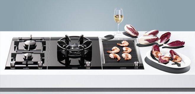 Stel je ideale kookplaat samen met Siemens Domino