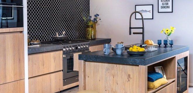 Keuken in zomerse stijl: stylingtips