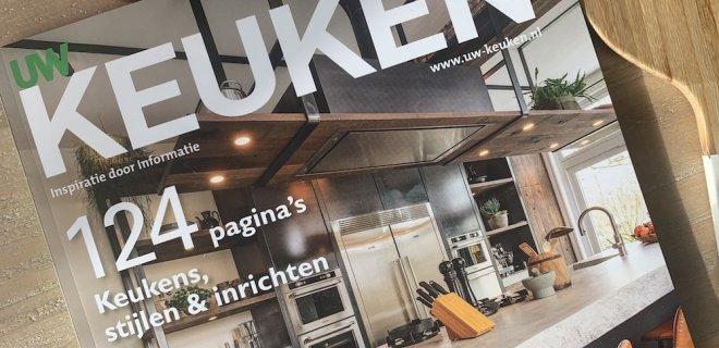 Keuken kopen? Tips en inspiratie in nieuw keukenmagazine