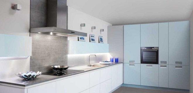 Keukens met blauwtinten trend in nieuwe woonseizoen