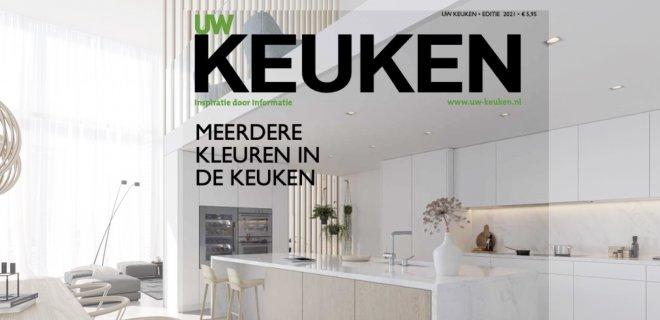 Keuken kopen? Nieuwste keuken-magazine bomvol informatie & inspiratie