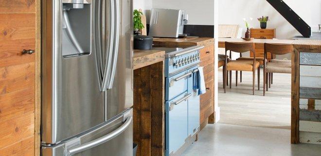 Keukens van steigerhout - Nieuws Startpagina voor keuken ideeën ...