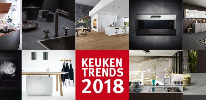Keukentrends 2018: Aardetinten & Ton sur Ton