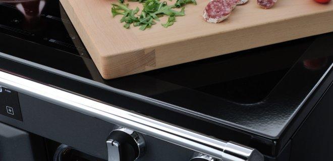 Inductiefornuis dat past bij de keukentrends 2019