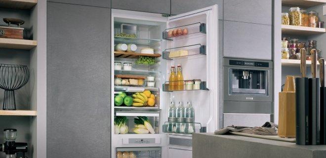 KitchenAid inbouwapparatuur: van stoomoven tot shock freezer